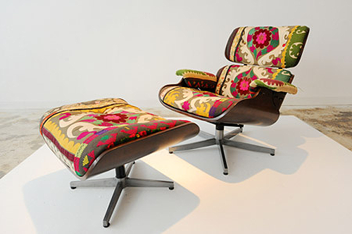 Eames Furniture – Marilyn Neuhart with John Neuhart